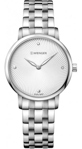 Relógio Feminino Suíco Wenger Urban Donnissima 01.1721.109