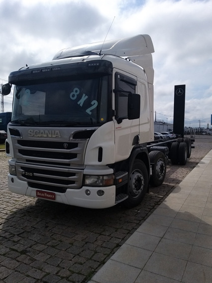 Scania P 310 8x2 Chassi