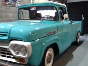Ford Loba F100 V8 Año 1960