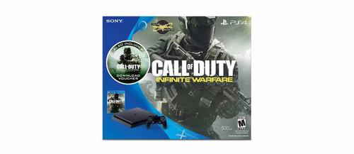 Imagen 1 de 3 de Playstation 4 Slim Call Of Dutyd._b