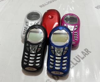 Celular Motorola C115 ( De Chip ) Rural Melhor Sinal De Rede