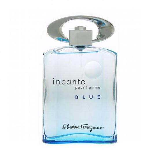 Perfume Salvatore Ferragamo Incanto Blue Edt M 100ml