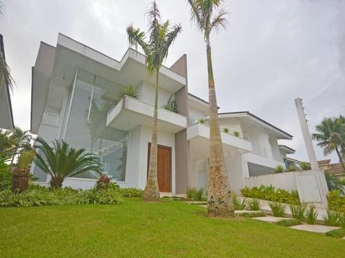 Casa Com 5 Dormitórios À Venda, 445 M² Por R$ 3.800.000,00 - Acapulco - Guarujá/sp - Ca0510
