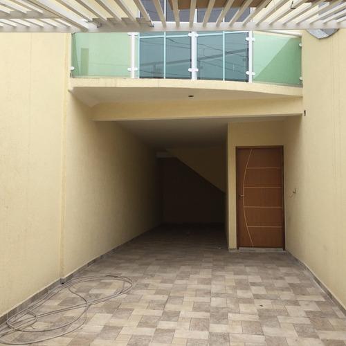 Imagem 1 de 4 de Casa Para Venda, 3 Dormitórios, Vila São Vicente - São Paulo - 297
