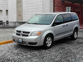 Chrysler Grand Caravan Con Rampa Para Discapacitados.