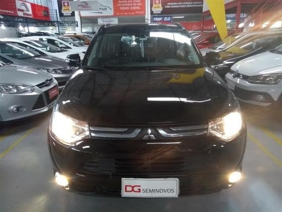 Outlander 2.0 16v Gasolina 4p Automático 58000km
