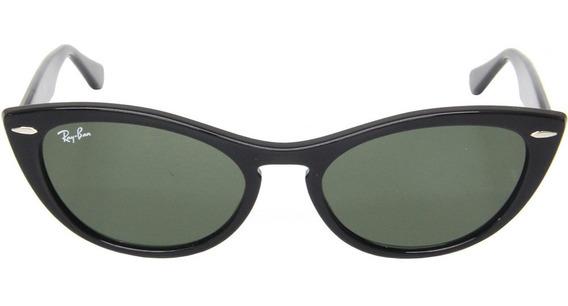 Óculos De Sol Feminino Ray Ban Nina Rb 4314 Original