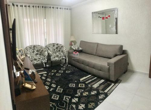 Imagem 1 de 24 de Casa Térra Com 159m2 De Terreno, No Bairro Paraíso Em Santo André - 93760