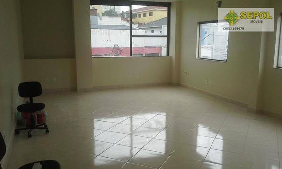Sala Para Alugar, 45 M² Por R$ 2.024,00/mês - Vila Formosa - São Paulo/sp - Sa0006