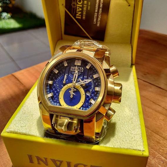 Relógio Invicta Bolt Zeus Magnum 25209 Com Caixa Original