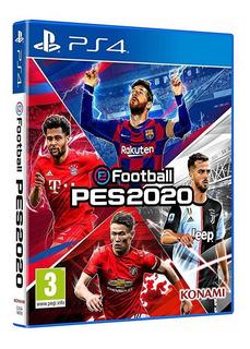 Pes 2020 Playstation 4 - (credito 6 Meses)