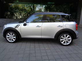 Mini Countryman 1.6 S Hot Chili All4 At 2014 (nuevo)