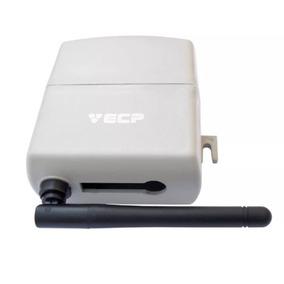 Discadora Gsm Ecp Chip Alarme Sms Ap Celular + Bateria