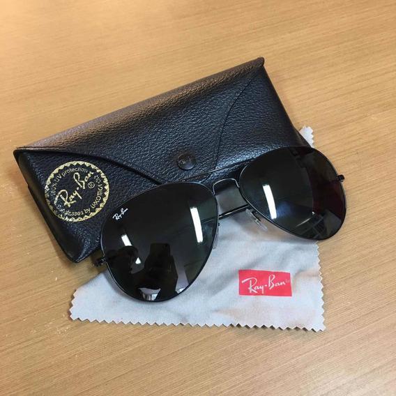 Óculos De Sol Ray-ban Rb3026 L2821 62 Aviador