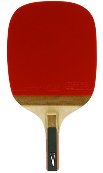 Raqueta Xiom Champion V3.5p Lapicera Ping Pong Tenis De Mesa