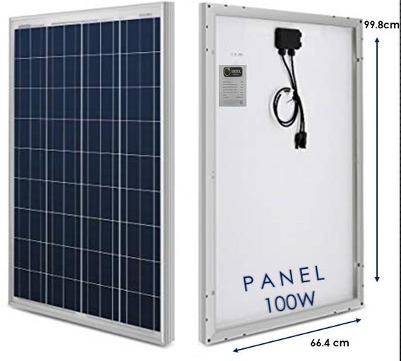Panel Solar, Celda Solar, Modulo Solar 100 W