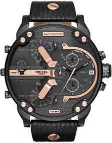 17c500179214 Reloj Diesel Para Hombre Dz7350 De Cuarzo Con Correa De
