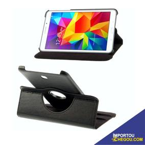 Capa Couro Giratória Tablet Samsung Galaxy Tab4 8 T330 T331