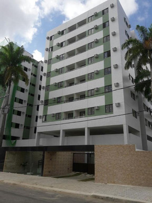 Apartamento Residencial À Venda, Iputinga, Recife. - Ap0103