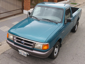 Ford Ranger 4.0 Xl 4x2 Cs V6 12v Gasolina 2p Manual 1996