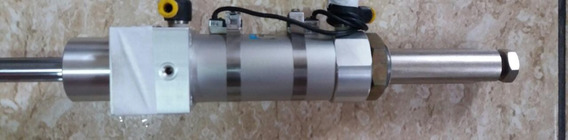 Cilindro Pneumatico Com Guia Linear