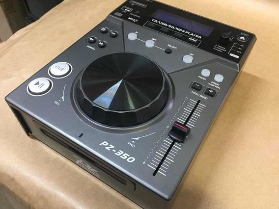 Cdj Pz-350 Usb/sd/cd Produto Novo + Nf