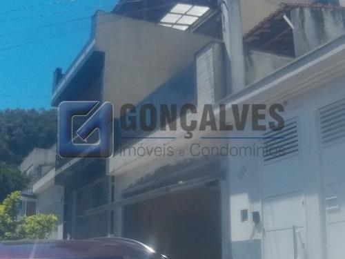 Venda Sobrado Sao Bernardo Do Campo Parque Seleta Ref: 10995 - 1033-1-109950