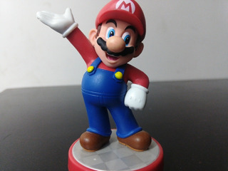 Amiibo Mario Bros Original
