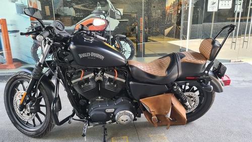 Imagen 1 de 2 de Harley Davidson  Iron 883 Año 2014.
