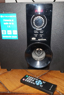 Soundbar Stromberg Sb-2.1 Barra Sonido + Subwoofer