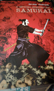 Guerreiro Samurai Hq O Sétimo Suspiro Do Samurai Éric Adam