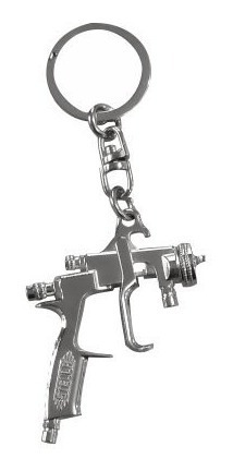02 Chaveiros Réplica Pistola Para Pintura Ms 36 Steula-796