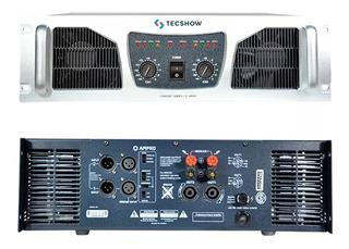 Tecshow De American Pro Concert C4800 Potencia 4800 Watt