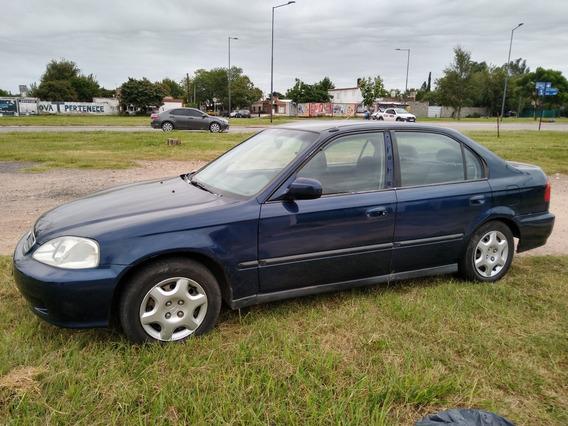 Honda Civic 1.6 Lx 2001