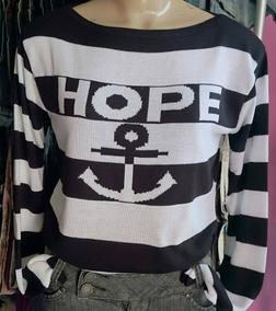 Blusa / Casaco Feminino Veste Do P Ao G (hope)