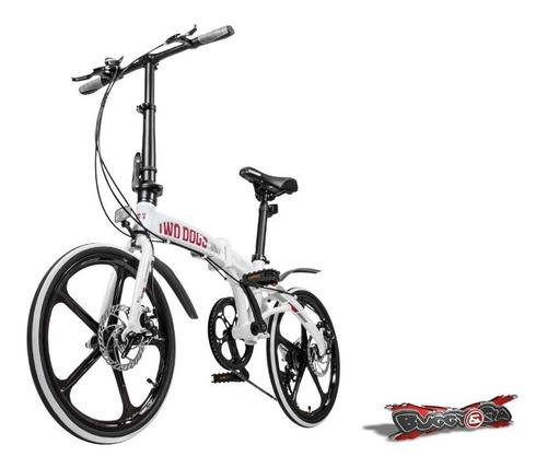 Bicicleta Pliage Alloy - Alumínio Branca