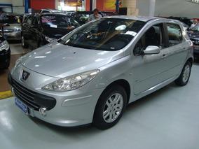 Peugeot 307 1.6 Flex Millesim 200 2011 (completo + Couro)