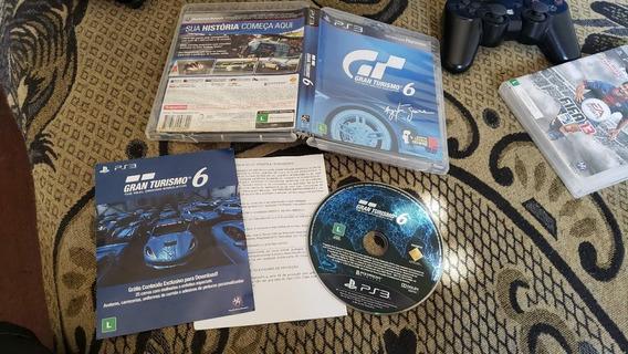 Gran Turismo 6 Para O Playstation 3 Funcionando 100% F5