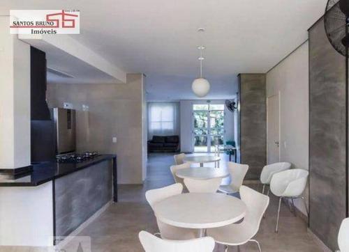 Imagem 1 de 20 de Apartamento Com 2 Dormitórios À Venda, 49 M² Por R$ 490.000,01 - Vila Anastácio - São Paulo/sp - Ap3290