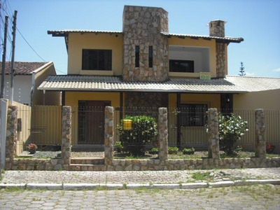 Casa Residencial À Venda, Dom Bosco, Itajaí. - Ca0157