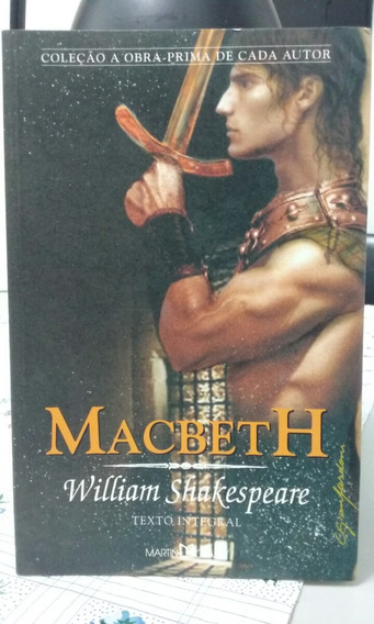 Livro Macbeth William Shakespeare