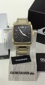 Relógio Quiksilver The Quad! Único No Brasil ! Exclusivo!