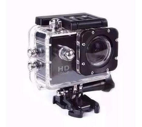 Action Cam Go Sports Pro 1080p Hd Prova D