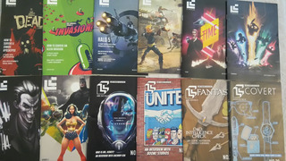 12 Catalogos Loot Crate