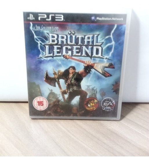 Brutal Legend Ps3 Usado