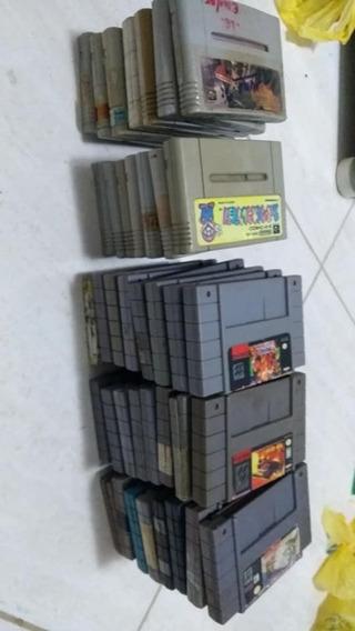 Jogos De Super Nintendo..