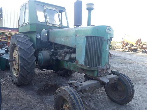 Tractor John Deere 730. Embrague Pedal-