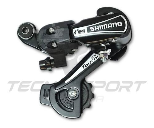 Tensor Shimano Tourney Ty21b Bicicleta Mtb 6 Velocidades