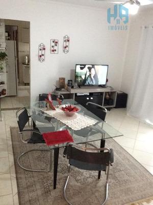 Apartamento Residencial Para Locação, Canto Do Forte, Praia Grande. - Ap1095