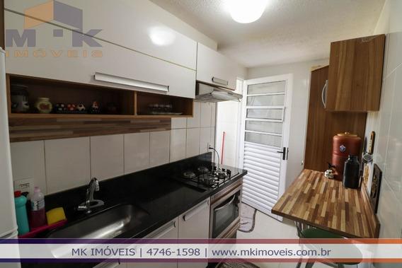 Apartamento 2 Dorm Mobiliado No Meu Lar Em Suzano/sp - 794